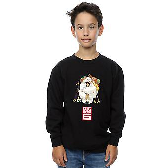 Disney Boys Big Hero 6 Baymax Hug Sweatshirt