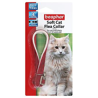 Beaphar Cat Flea Soft Collar Red Velvet - Valentina Valentti UK