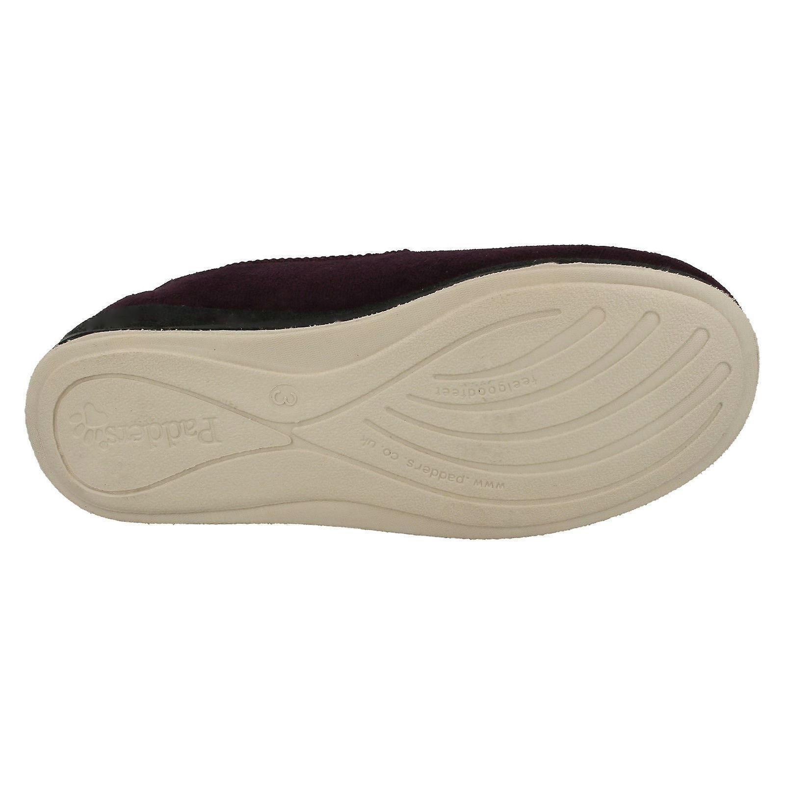 43 EU 11 Size Repose Padders Size Size Textile On 9 Purple Slipper Ladies Slip US UK Shoes 18 2E 4OZ6qwg