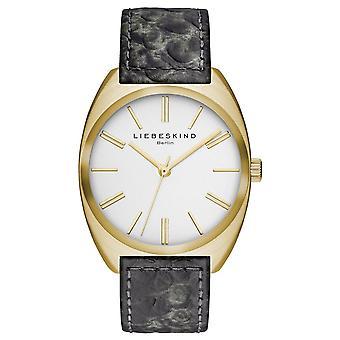 LIEBESKIND BERLIN Unisex Watch wristwatch leather LT-0013-LQ