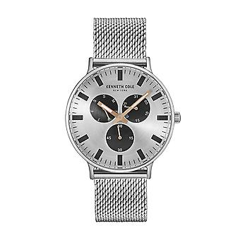 Kenneth Cole New York men's watch wristwatch stainless steel KC14946014