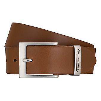Cinturones de hombre cinturones activos Camel de cuero camel correa 6814