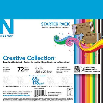 Creative Collection Cardstock Starter Pack 8