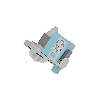 Universal tvättmaskin + diskmaskin dränera Outlet Pump bas bajonett fastställande 2 terminaler