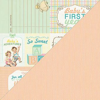 Beginnings Double-Sided Cardstock 12