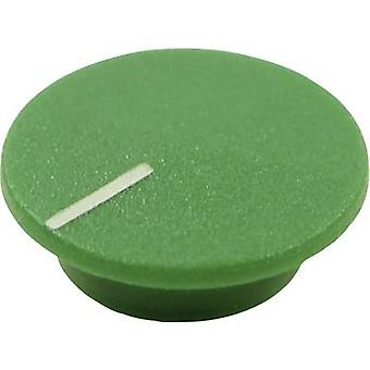 Cover + hand Green Suitable for K21 rotary knob Cliff CL1776 1 pc(s)