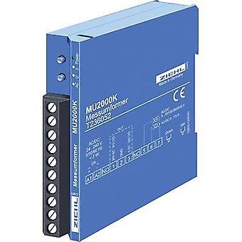 Transducteur Ziehl MU2000K
