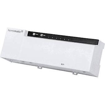 Homematic IP trådløs gulvvarme kontrol HmIP-FAL24-C10 24 V 10-kanal