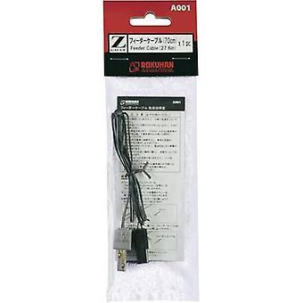 Z Rokuhan (cama de la pista incl.) 7297408 Cable 70 mm