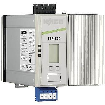 WAGO EPSITRON® PRO POWER 787-854 Rail mounted PSU (DIN) 24 Vdc 40 en 960 W 1 x