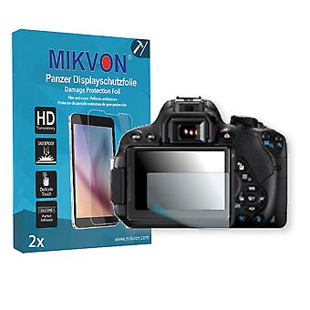 Canon EOS 700D Screen Protector - Mikvon Armor Screen Protector (Retail Package with accessories)