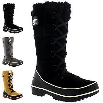 Womens Sorel Tivoli High II Winter Snow Waterproof Rain Mid Calf Boots