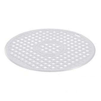 Curver sink mat round white d33cm