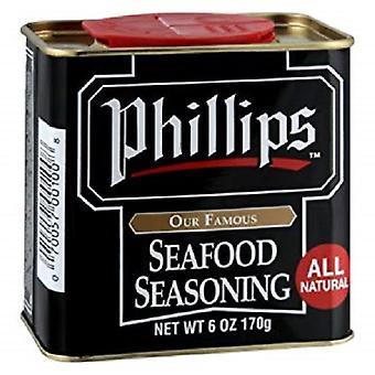 Phillips berømte sjømat krydder