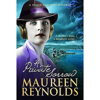 Un chagrin privé par Maureen Reynolds - livre 9781845023423