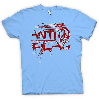 Womens T-shirt - Anti - Flag - US - Punk Rock Band - Anarchy