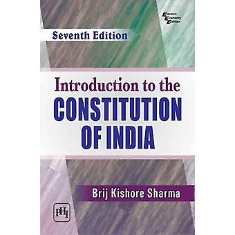 Introduction to the Constitution of India (7th Revised edition) by Br