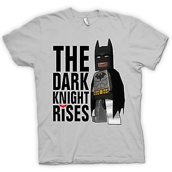 Womens T-shirt - Batman Lego Super Hero - Dark Knight Rises