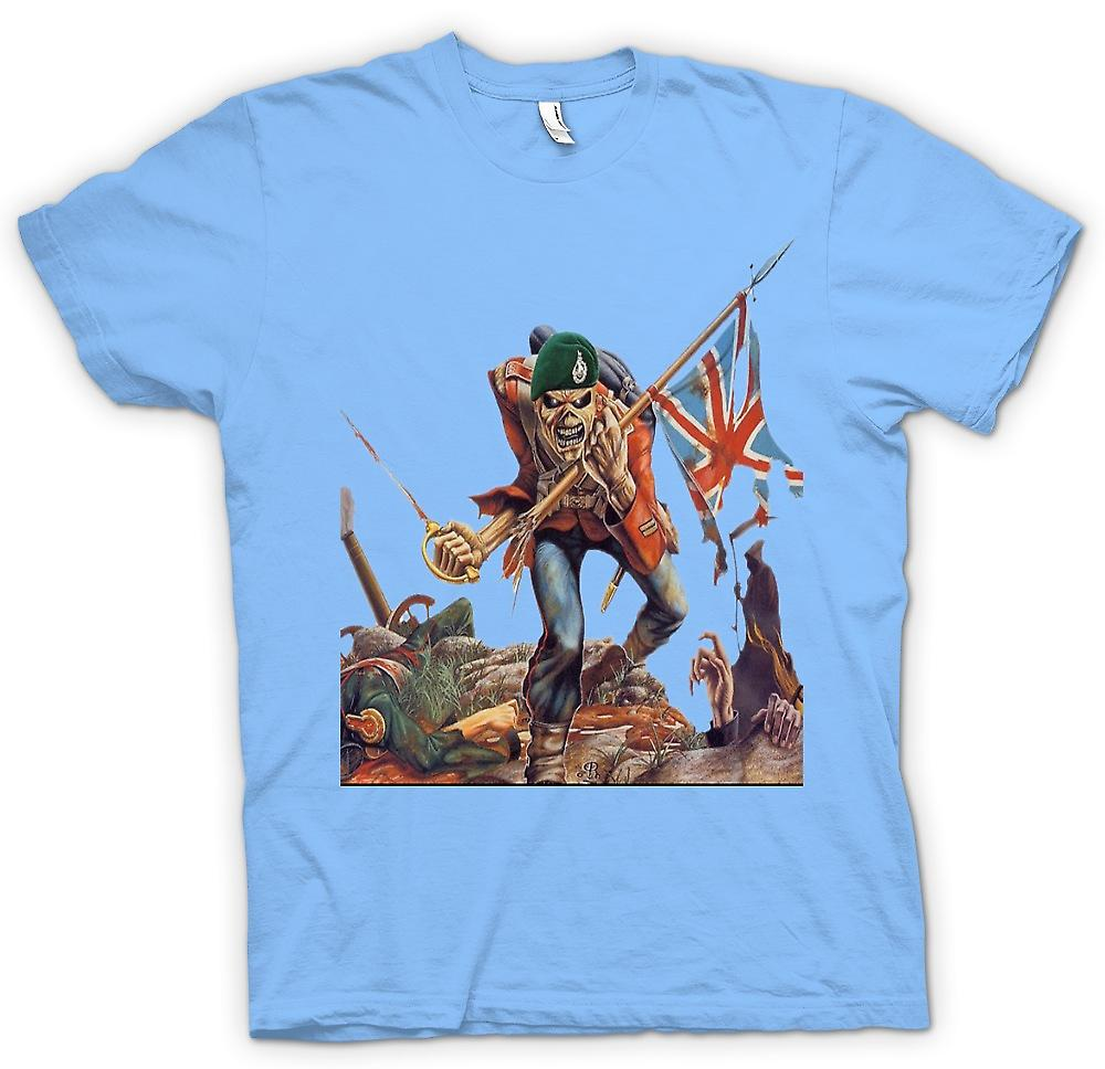 Mens t-skjorte - Trooper - Royal Marine Eddie