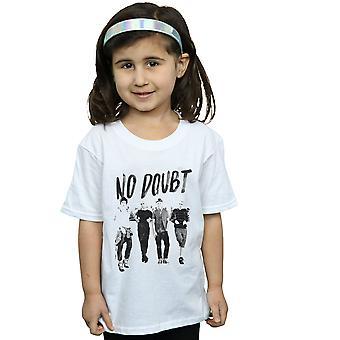 Ingen tvil jenter taket Foto T-Shirt