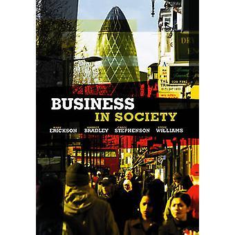 Entreprise en société par Mark Erickson - Carol Stephenson - Harriet Bra