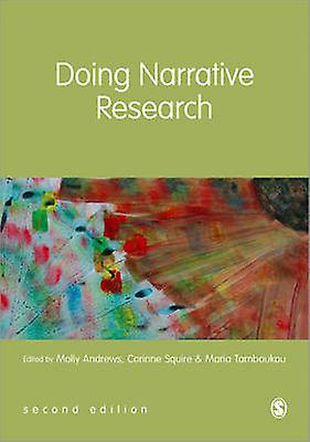 Doing Narrative Research (2nd Revised edition) by Molly Andrews - Cor