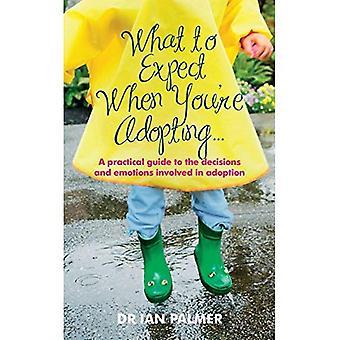 Vad som väntar när du antagandet...: en praktisk Guide till de beslut och känslor inblandade adoption