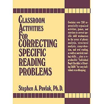 Classroom Activities For Reading Pr