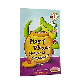 Mag ik gelieve te hebben een Cookie? (Scholastische Reader - niveau 1)