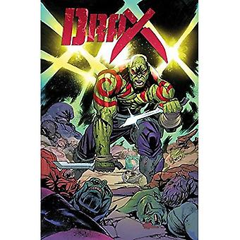 Drax Vol. 1: De Galaxy's beste Detective