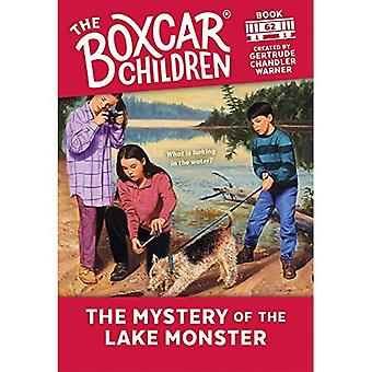 The Mystery of the Lake Monster (The Boxcar Children Mysteries #62)