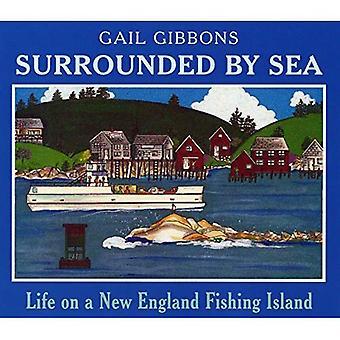 Omgivet av hav: livet på en New England fiske ö