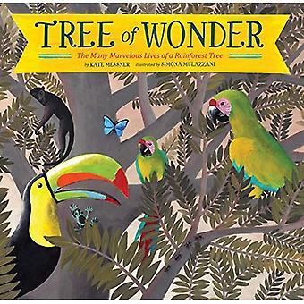 Träd av förundran: ett regnskogsträd många underbara liv