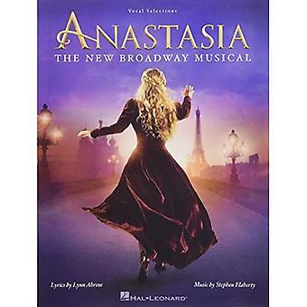 Anastasia: Den nya Broadwaymusikalen