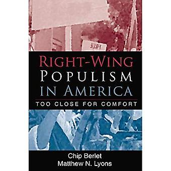 Populisme de droite en Amérique