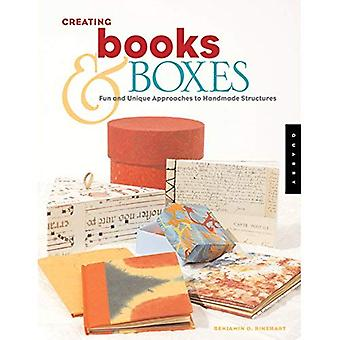 Creating Books and Boxes: Fun and Unique Approaches to Handmade Structures (Paper Art Workbooks)