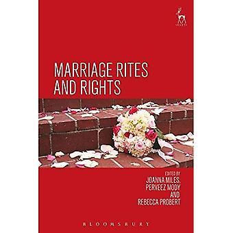 Huwelijk rituelen en rechten
