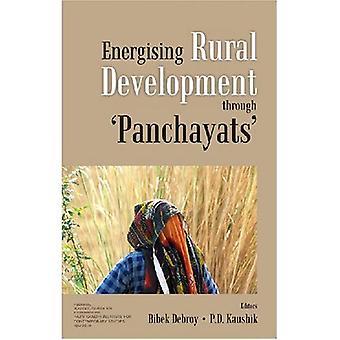 Voedende landelijke ontwikkeling door panchayats