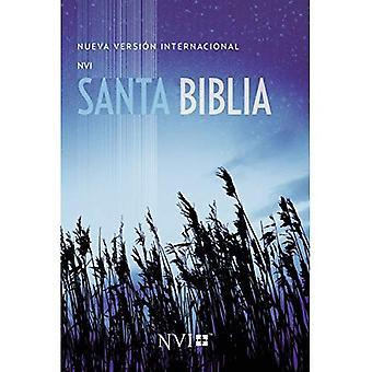 Santa Biblia Nvi, Edici n Misionera, färg Azul Trigo, R Acoustic