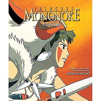 Princess Mononoke Picture Book (Princess Mononoke)