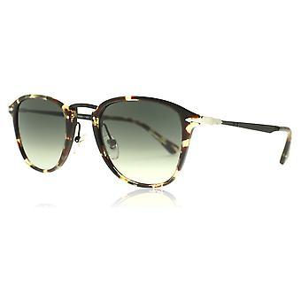Persol PO3165S 105771 Havana Grey Brown PO3165S Square Sunglasses Lens  Category 3 Size 50mm 6568400f3cc07