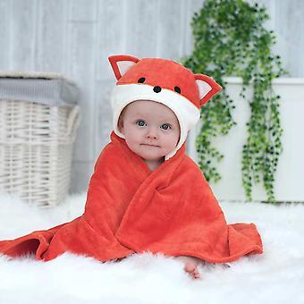 Set de regalo de toalla de bebé de Freddie Fox Cub