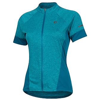 Pearl Izumi Teal-Breeze Select Escape Womens Short Sleeved Cycling Jersey