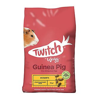 Twitch av Wagg Guinea Pig nuggets