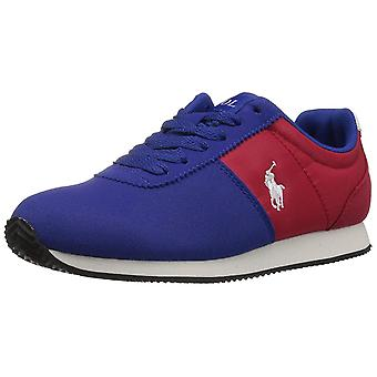 Kids Polo Ralph Lauren Girls Brightwood Low Top Lace Up Fashion Sneaker