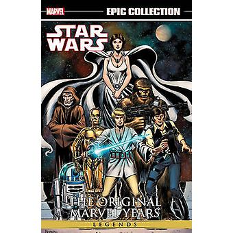 Star Wars Legends Epic Collection - The Original Marvel Years Vol. 1 -