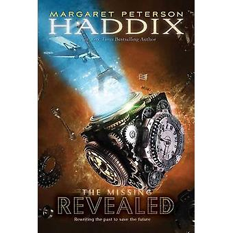Revealed by Margaret Peterson Haddix - 9781416989875 Book
