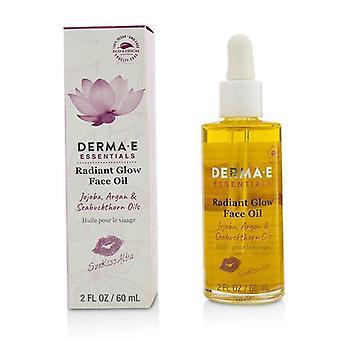 Derma E Essentials Radiant Glow Face Oil by SunKissAlba - 60ml/2oz