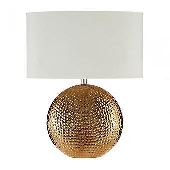 Premier Home Joshua Table Lamp, Bronze