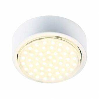 LED rund overflade monteret downlight hvid